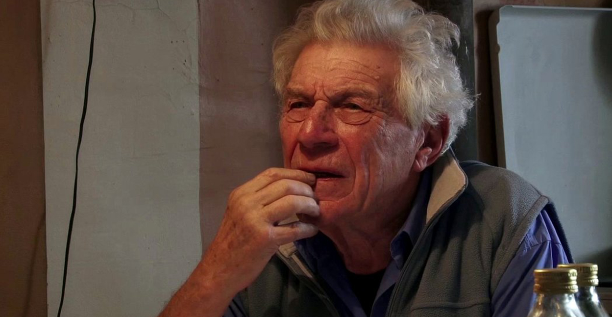 The Seasons in Quincy: Four Portraits of John Berger – 4 temps