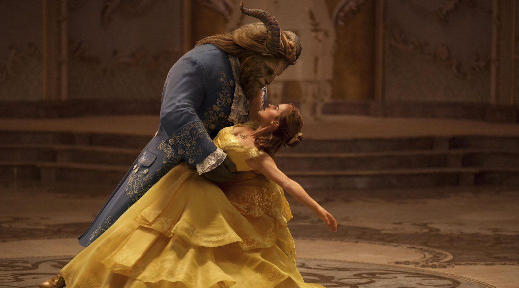 La Belle et la Bête dansent (Beauty and the Beast)