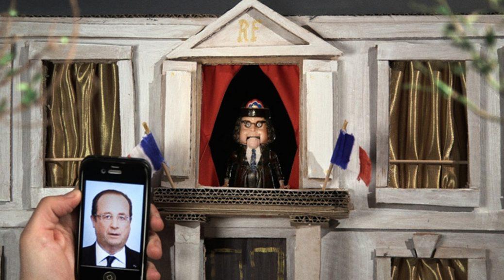 Hollande, dans La sociologue et l'ourson