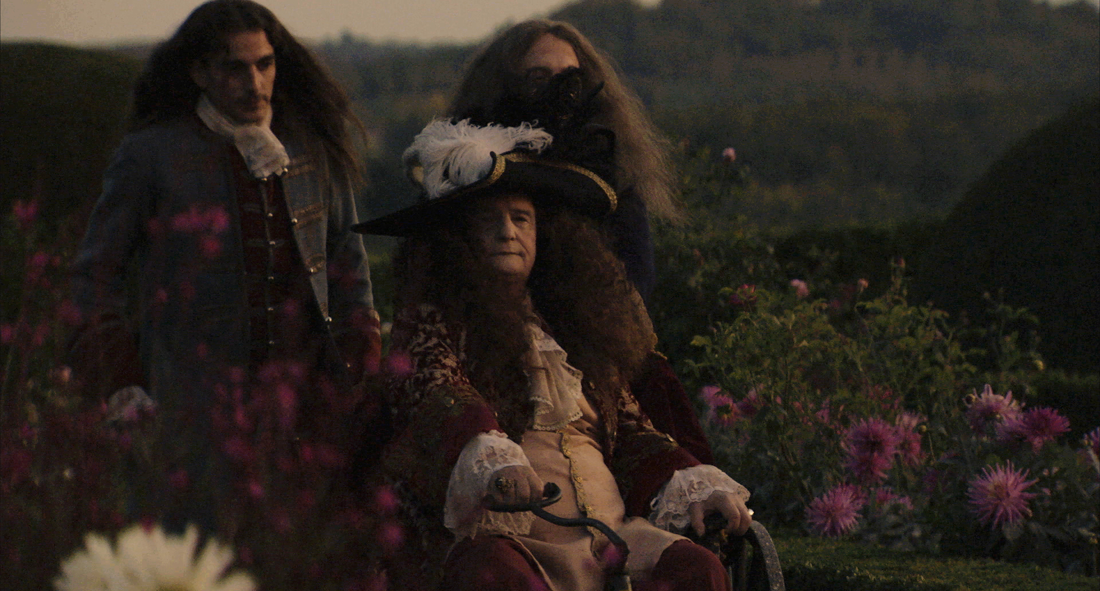 La mort de Louis XIV – Un monarque du cinéma interprète le Roi-Soleil