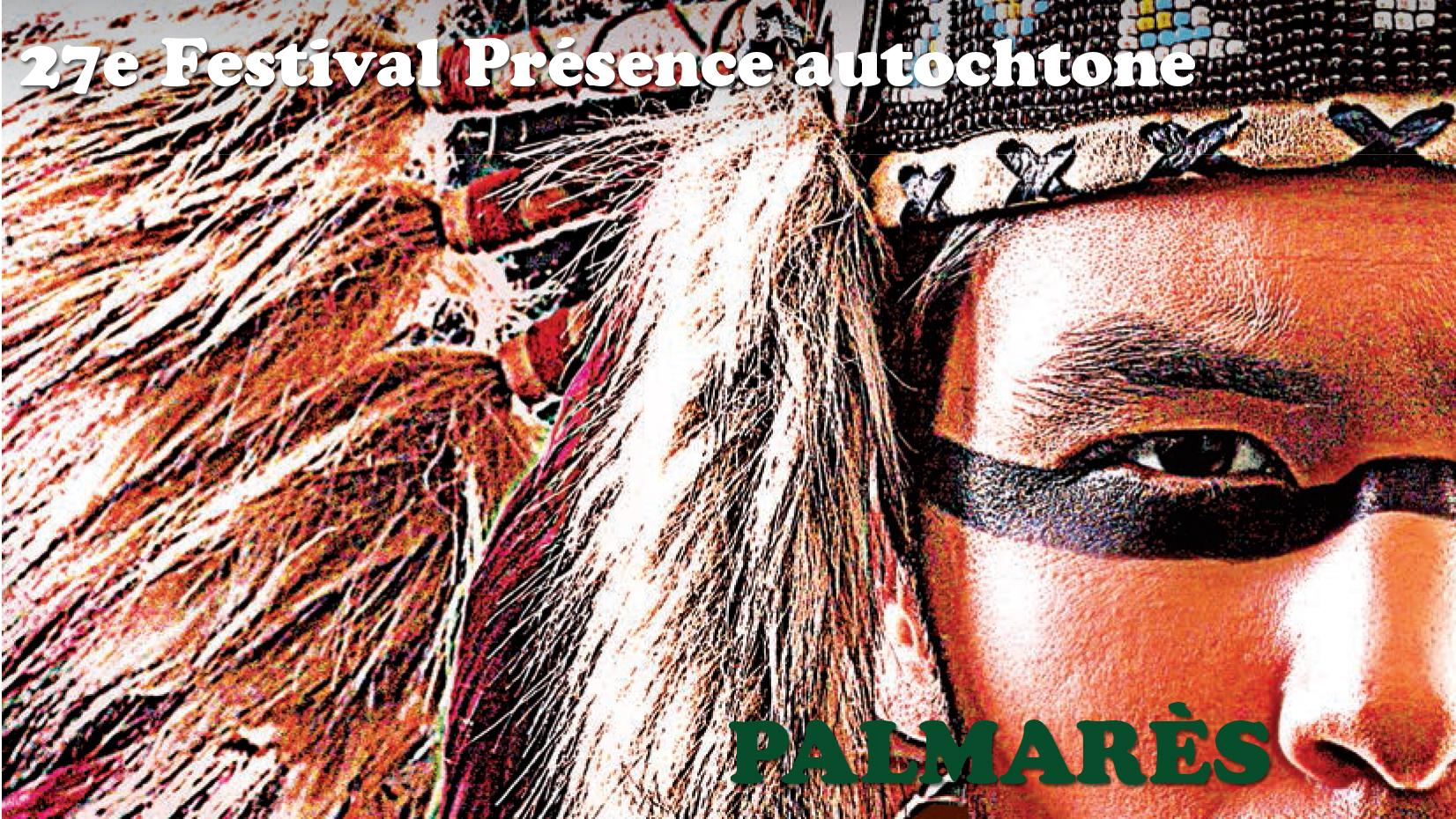 Présence autochtone 2017 – Palmarès