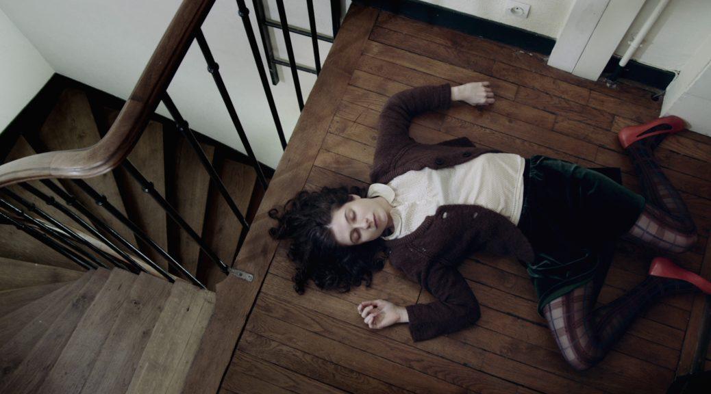 Solange a une perte de conscience, dans Solange et les vivants