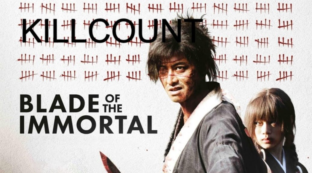 Blade of the Immortal - une