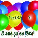 Le Petit Septieme - Signets 5 ans - cinema