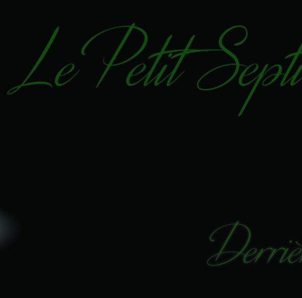 Le Petit Septieme - Signets Derrière l'image