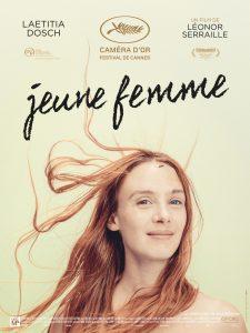 Jeune femme - affiche 2