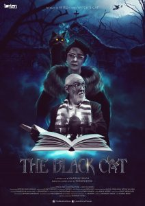 THE BLACK CAT - poster