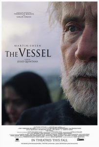 The Vessel - poster