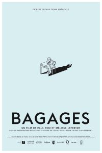 Bagages - affiche