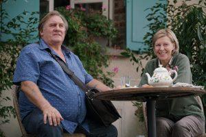 Bonne pomme - Gérard (Gérard Depardieu) and Mémé (Chantal Ladesou)