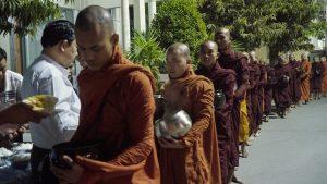 Le vénérable W - le bouddhisme