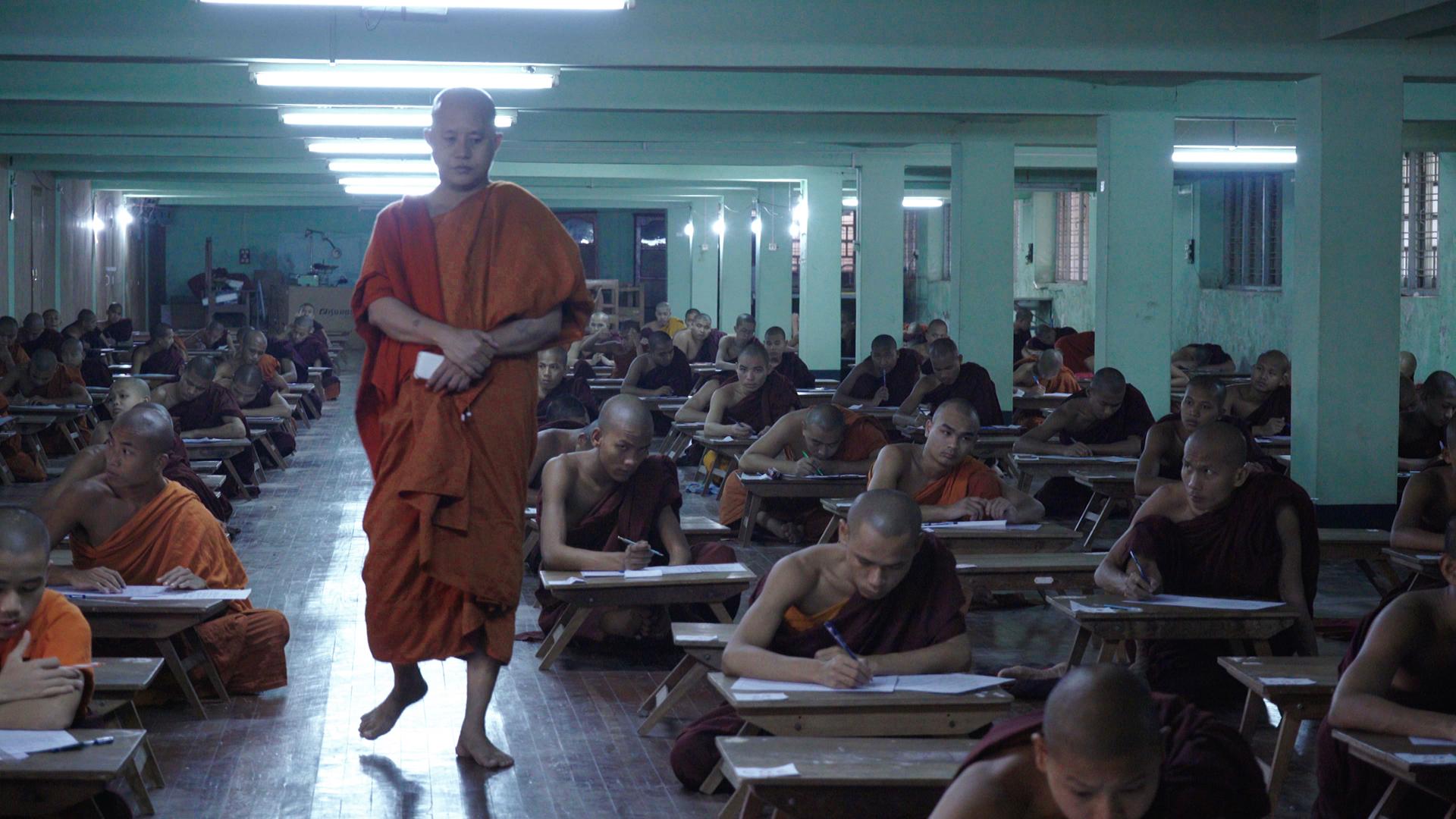 Le vénérable W. – Bouddhiste extrémiste