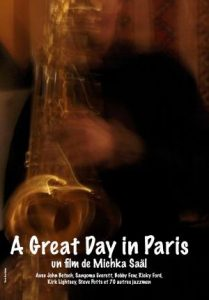 A Great Day in Paris - affiche