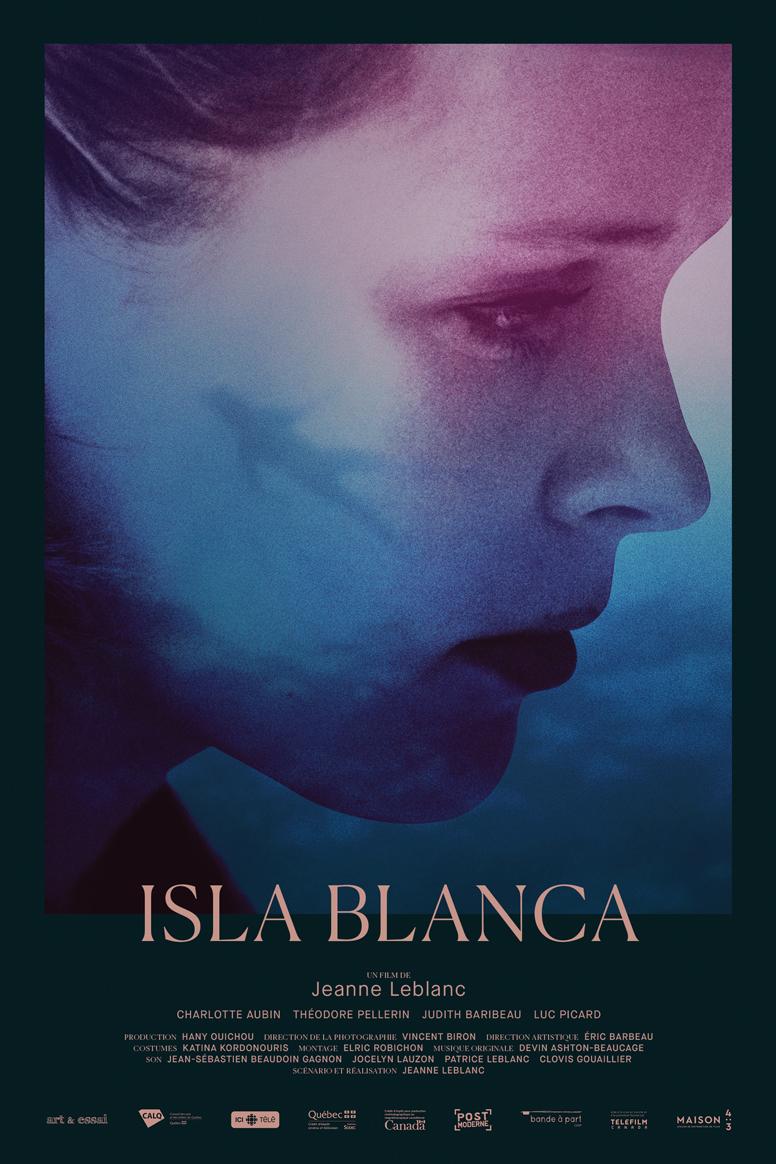 "Affiche de ""Isla Blanca"""