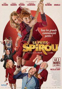 Le petit Spirou - affiche