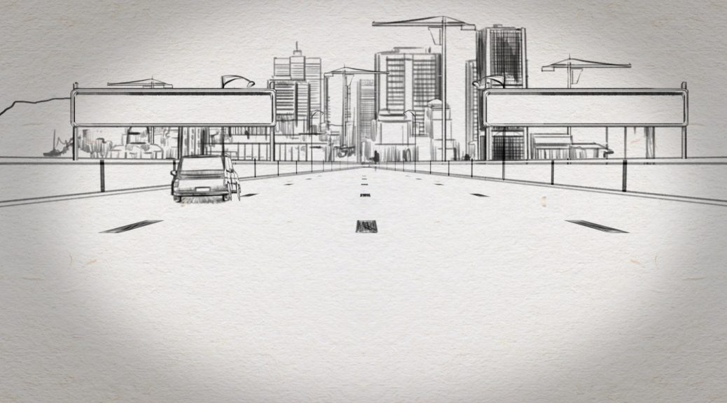 Cities Held Hostage - Animations Credit Rodolphe Saint-Gelais