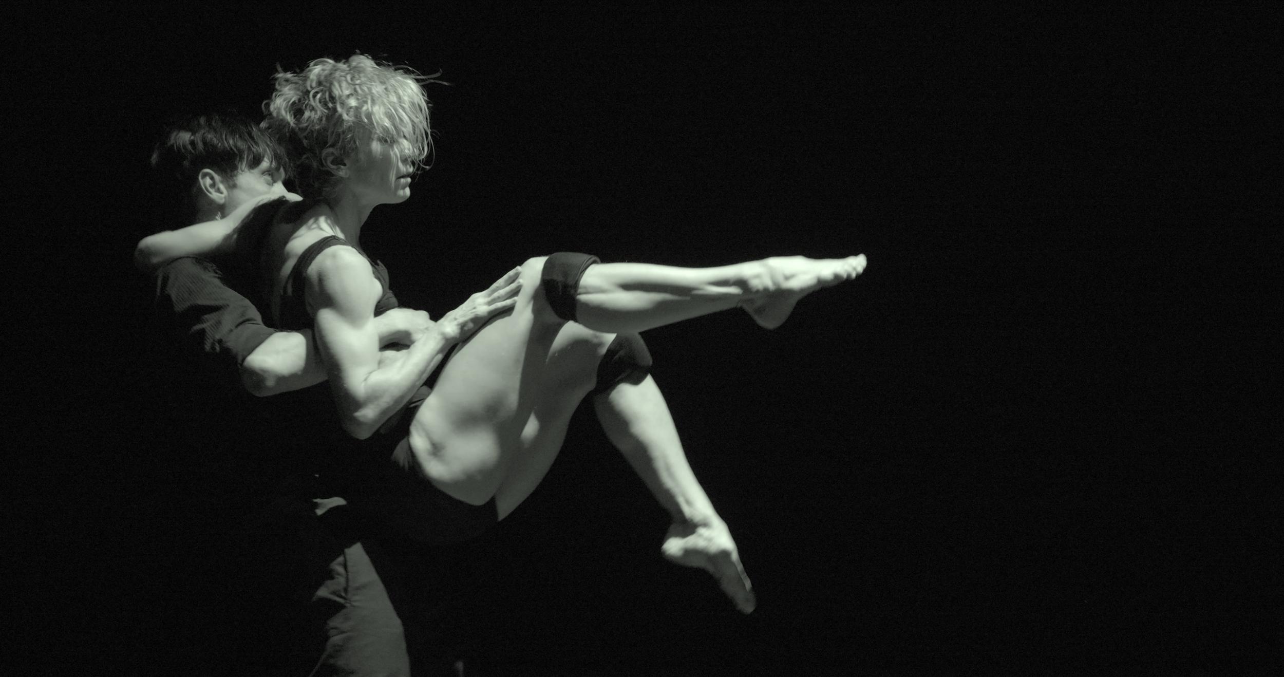Louise Lecavalier – Sur son cheval de feu – Icône