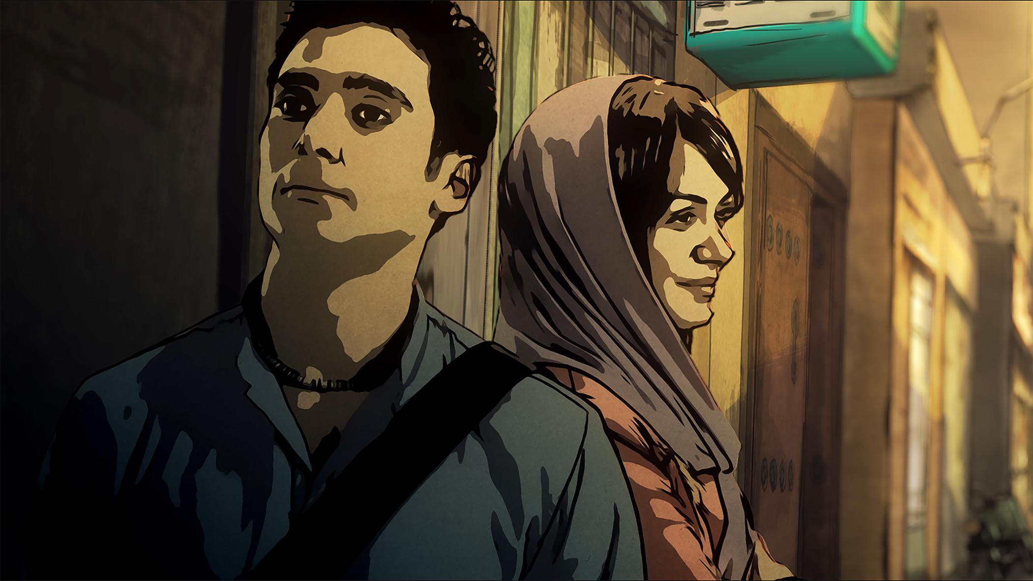 Téhéran tabou – Femme tais-toi