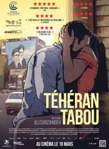 Téhéran tabou - affiche