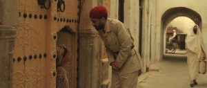 El jaida - arrivée en prison