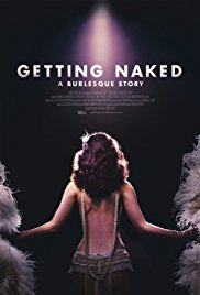 Getting naked - affiche
