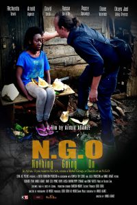 NGO - Nothing Going On - Affiche