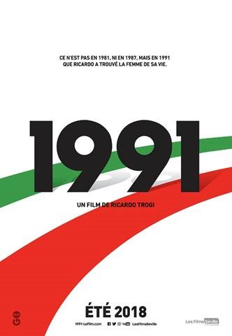 """Affiche de """"1991"""""""