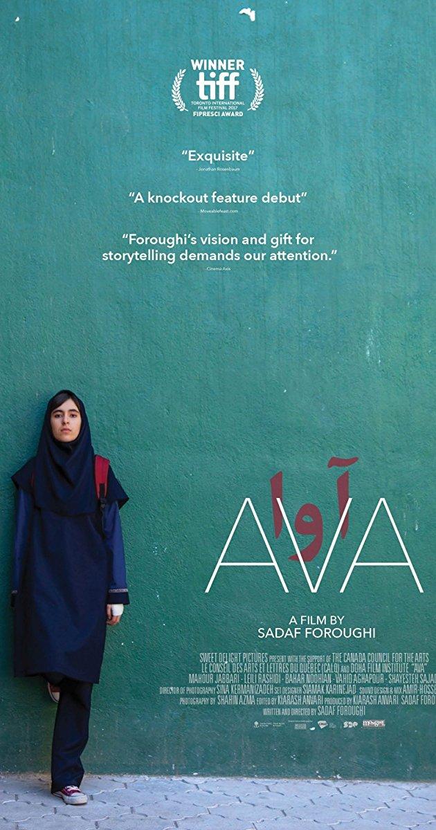 """Affiche de """"Ava"""""""