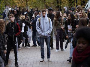 La chute de Sparte - Lévi Doré 4 - Adolescence