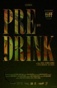 Pre-Drink - affiche