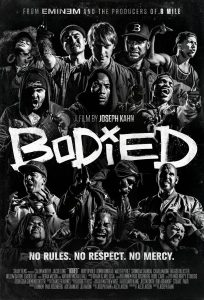 Bodied - affiche