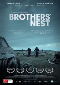 Brothers' Nest - Affiche