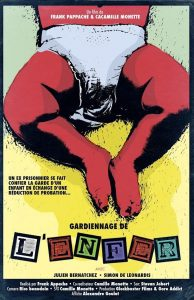 Gardiennage de l'enfer - affiche