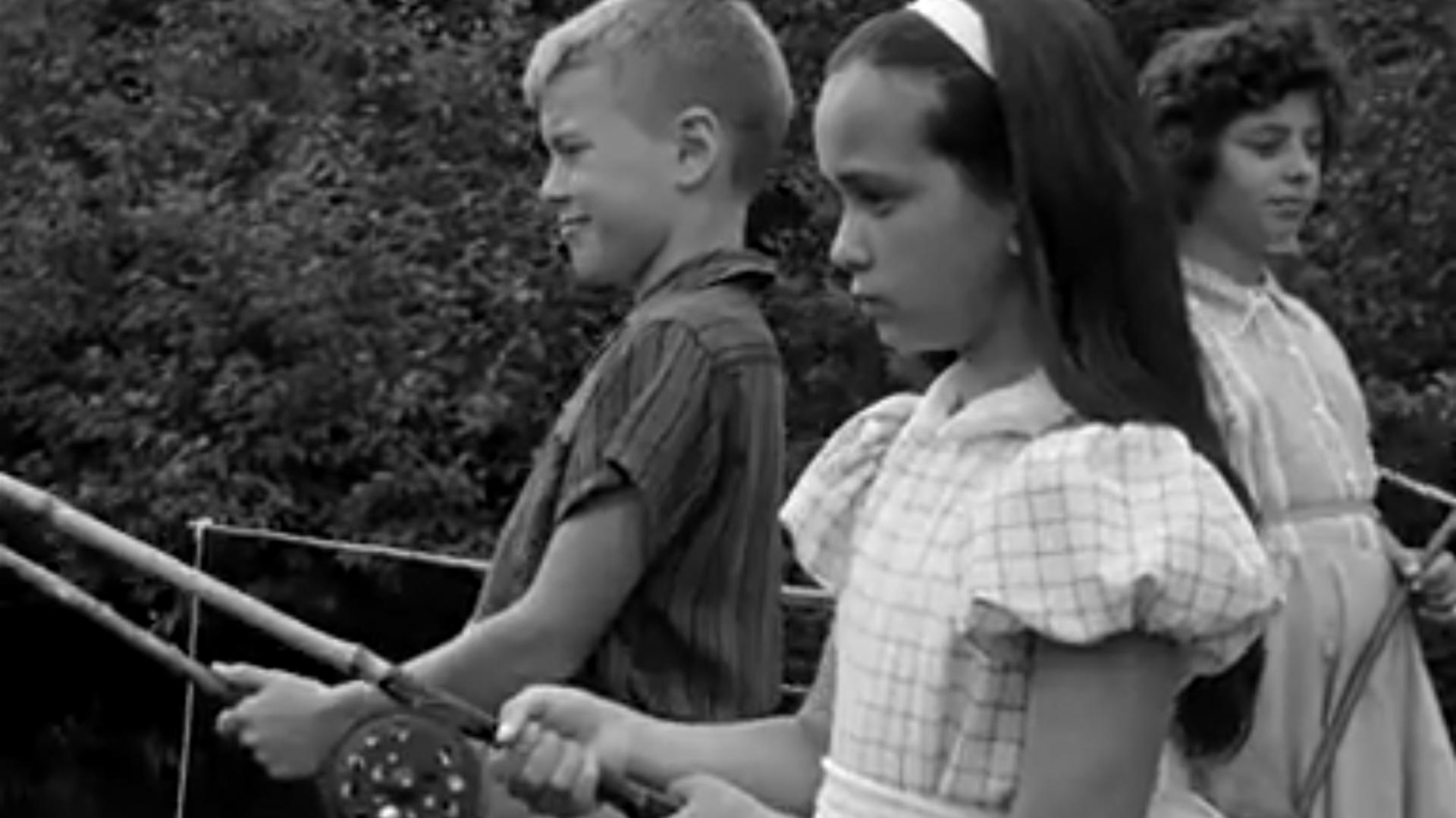 La Canne à pêche – Premier regard