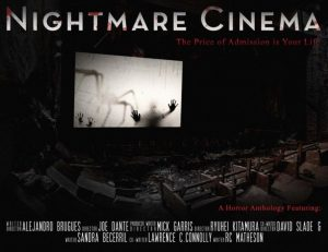 Nightmare cinema - affiche