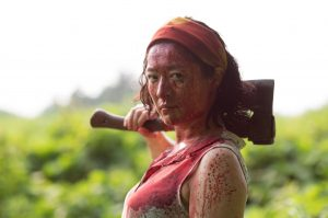 One Cut of the Dead - les personnages