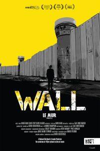 Wall (Le mur) - affiche