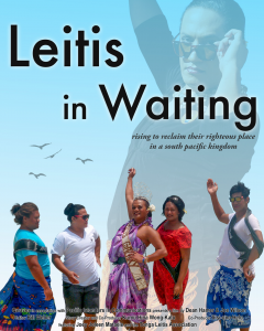Leitis in Waiting - affiche