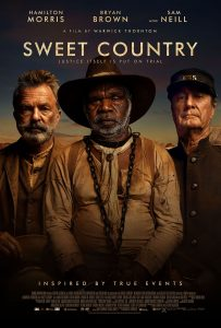 Sweet Country - affiche