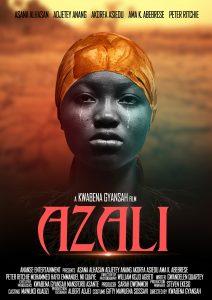 Azali - affiche