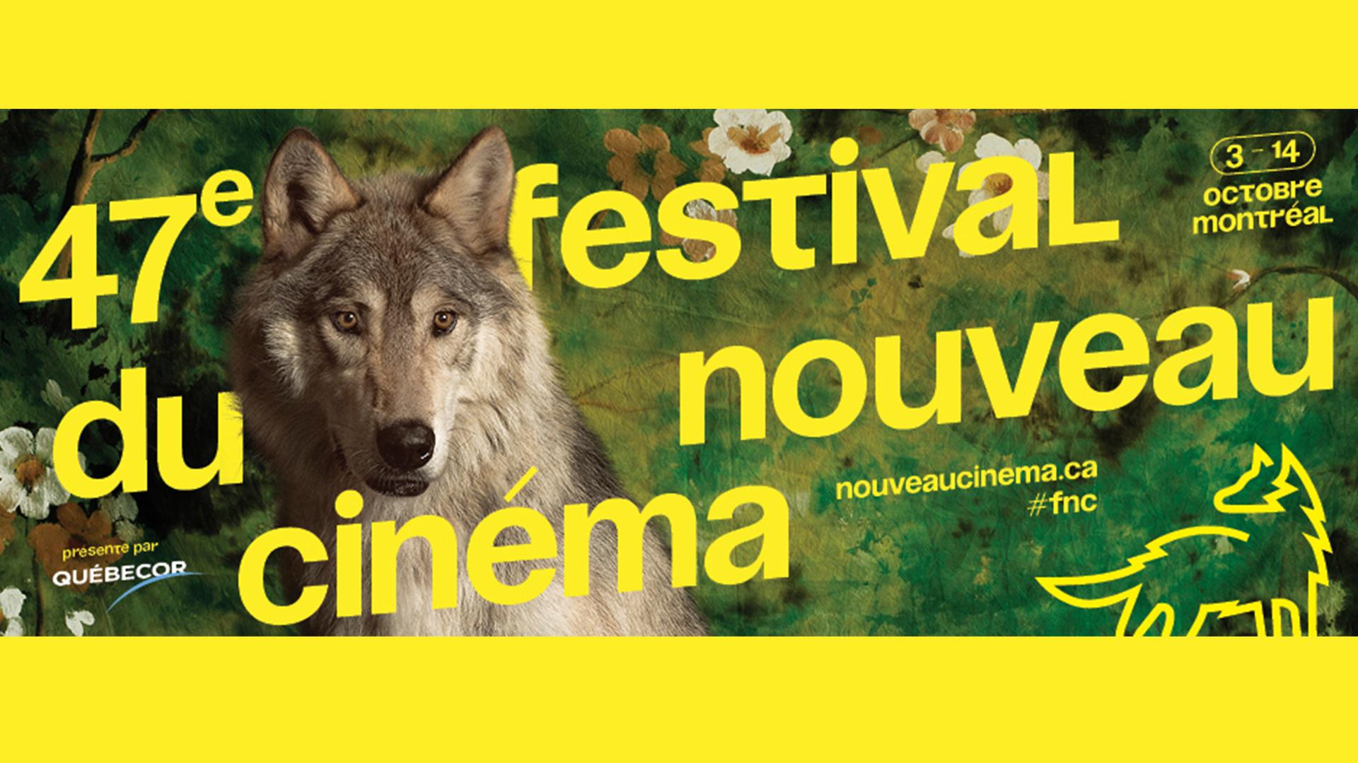 Le Festival du Nouveau Cinéma est de retour