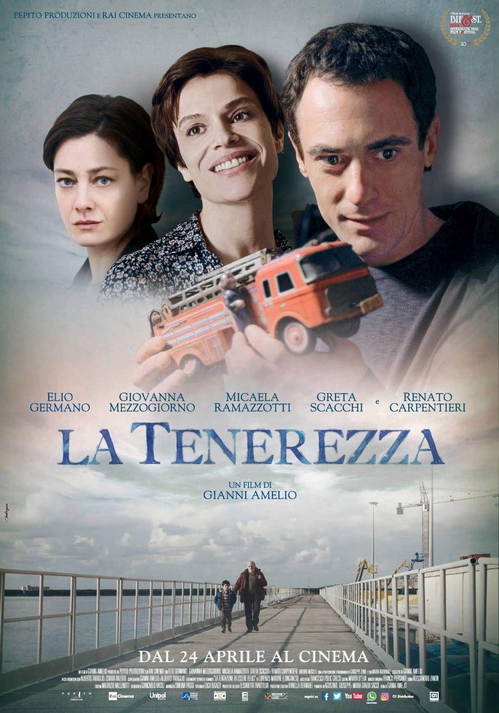 "Affiche de ""La Tenerezza"""