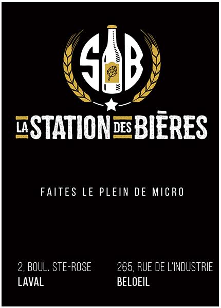 La station des bières - Laval
