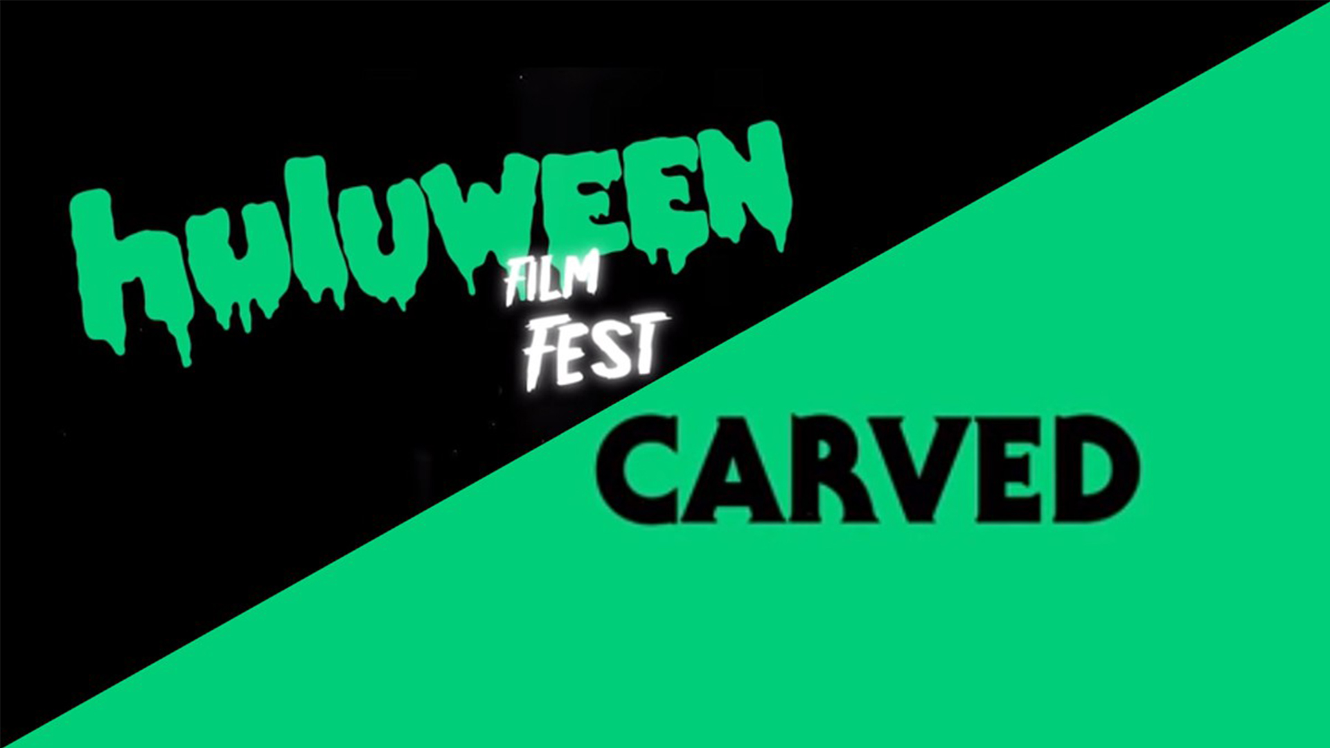 Huluween – Carved