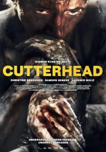 Cutterhead - Poster