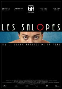 Les salopes or the naturally wanton pleasure of skin - poster