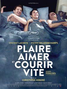 PLAIRE, AIMER ET COURIR VITE - poster