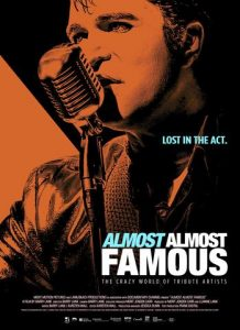 Almost Almost Famous - poster