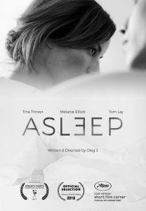 Asleep - poster
