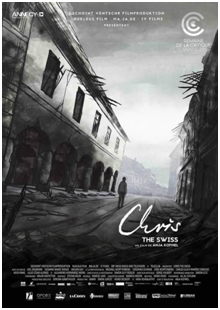 Chris the Swiss - poster